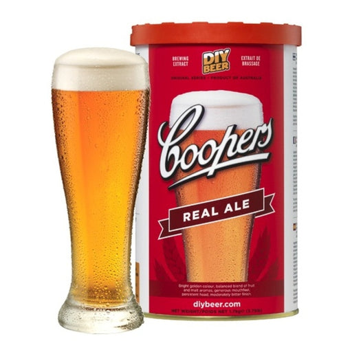 Real Ale, Coopers