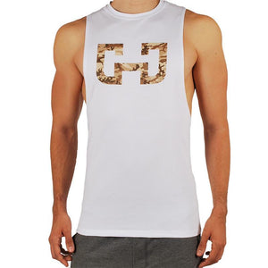 Sleeveless Summer Sports Men's Vest