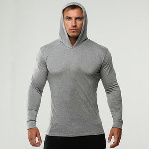 Basic Slim Hoodie 6 Colors