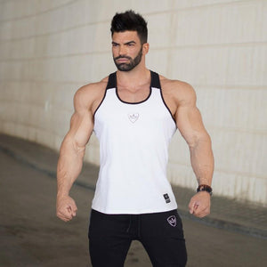 Men's Cotton Slim Fitness Vest