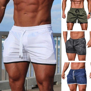 Beach Stitching Hot Shorts