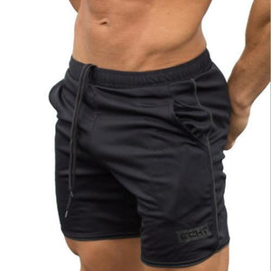 Breathable Cotton Five-Point Running Shorts