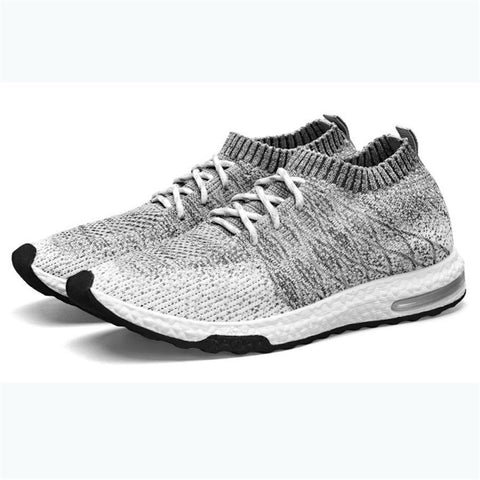 Flying Woven Mesh Breathable Sneakers