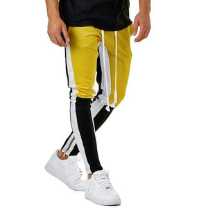 New Fashion Color Matching Pants