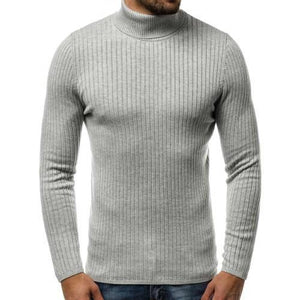 Men Jumper Stallion Zip Neck  Sweater
