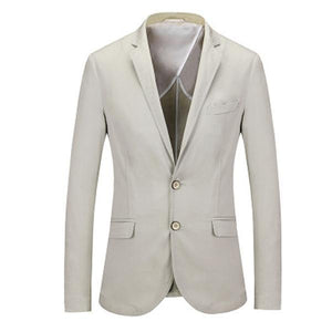Men's Casual Suit Men's Korean Version Of The Self-Cultivation Small Suit