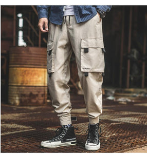 Men's Retro Casual Loose pants