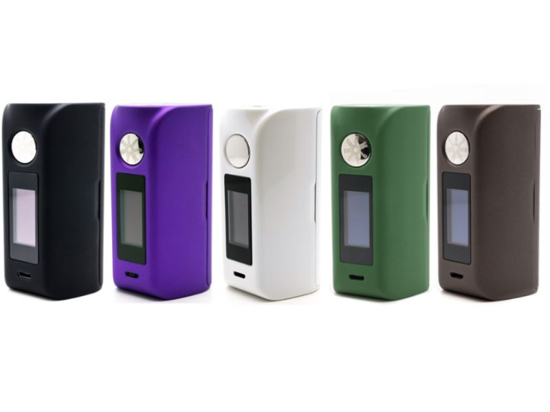 asMODus Minikin 2 180W Touch Screen Box Mod