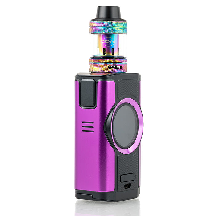 Aspire Dynamo 220W Starter Kit - Purple