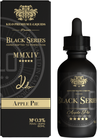 Apple Pie by Kilo Black Series 60ml