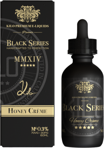 Honey Crème by Kilo Black Series 60ml