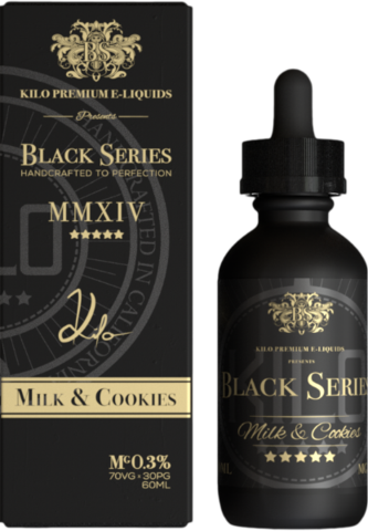 Milk & Cookies by Kilo Black Series 60ml