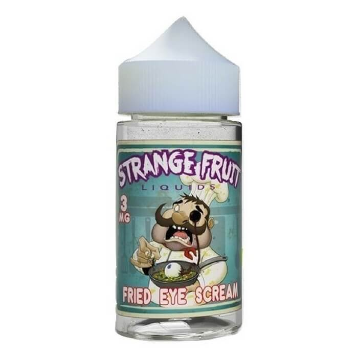 Fried Eye Scream by Strange Fruit Liquids 100ml