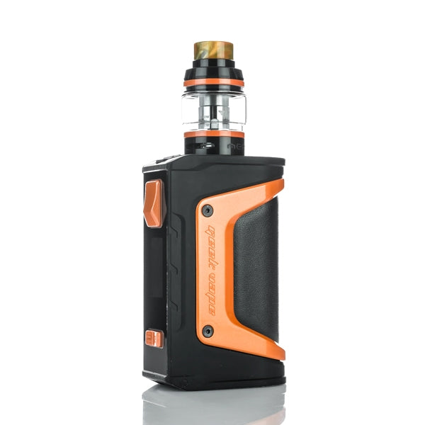 Geek Vape Aegis Legend 200W Starter Kit - Black/Orange