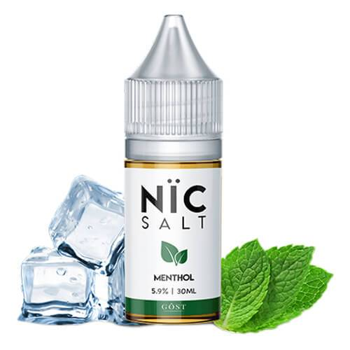 Menthol by Nic Salt GOST Vapor 30ml
