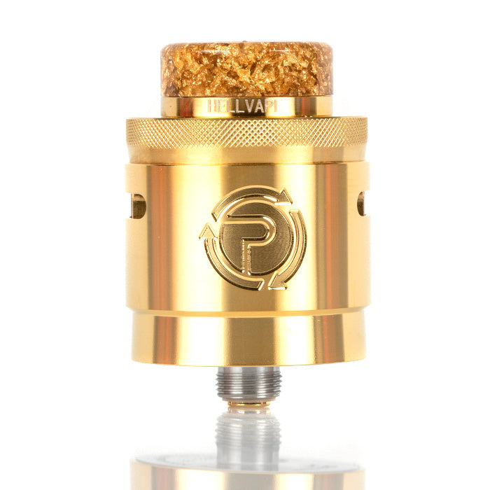 HELLVAPE X SMM PASSAGE 24MM RDA
