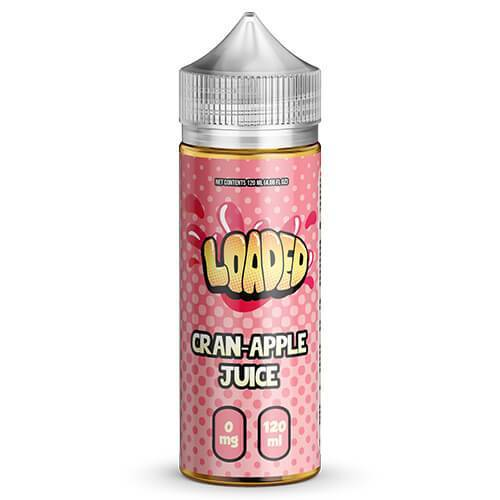 Cran-Apple Juice by Loaded E-Liquid 120ml