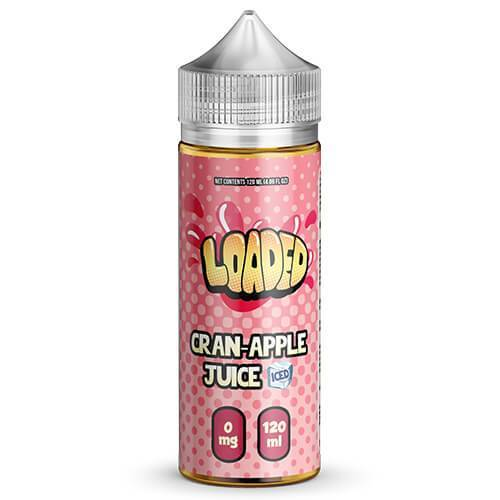 Cran-Apple Iced by Loaded E-Liquid 120ml