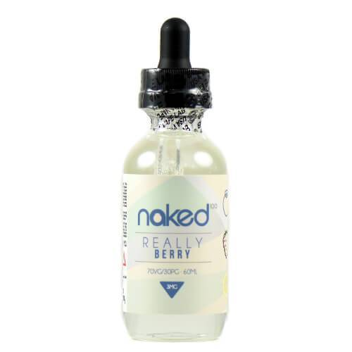 Really Berry by Naked 100 E-Liquid 60ml
