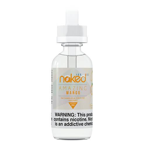 Amazing Mango Ice by Naked 100 E-Liquid 60ml