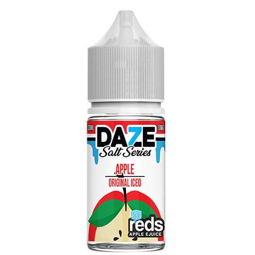 Reds Apple Iced Salt by 7 Daze Salt 30ml