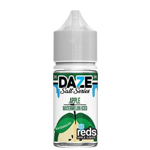 Reds Watermelon Iced Salt by 7 Daze Salt 30ml