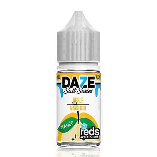 Reds Mango Iced Salt by 7 Daze Salt 30ml