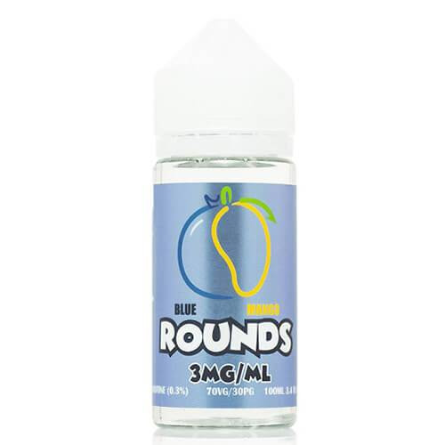 Blue Mango by Rounds E-Liquid 100ml