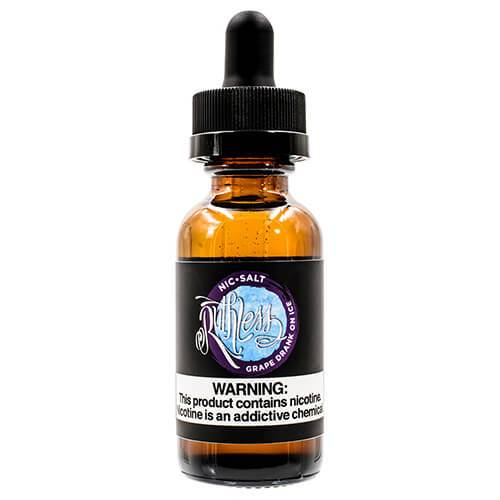 Grape Drank On Ice Salt by Ruthless Nicotine Salt 30ml