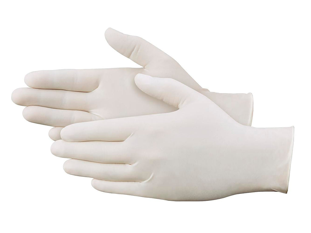 Latex Gloves - Box of 100