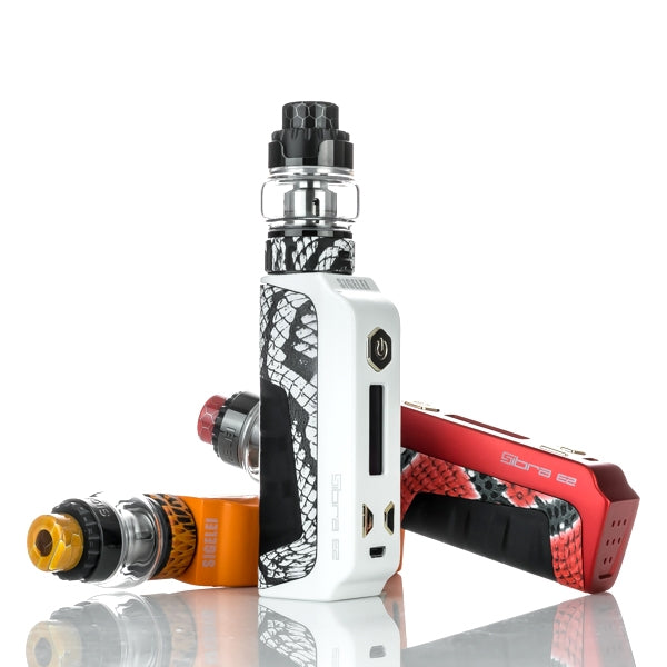 The Sigelei Sibra E2 80W TC Starter Kit