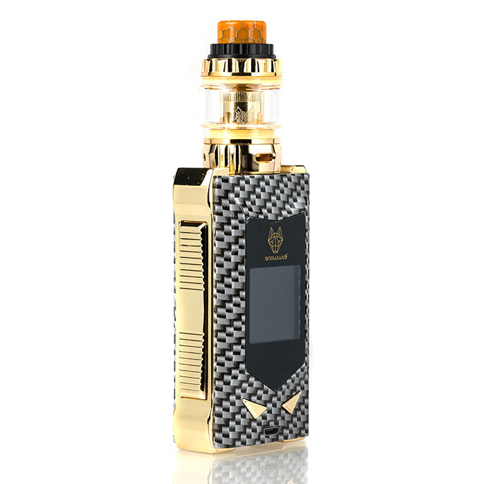 SnowWolf MFENG 200W TC Starter Kit
