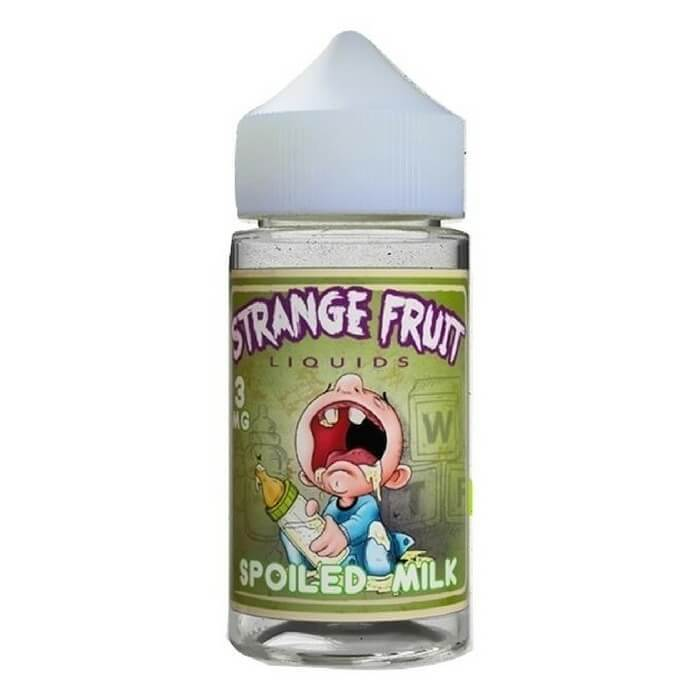 Spoiled Milk by Strange Fruit Liquids 100ml