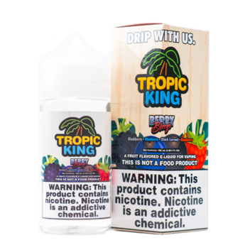 Berry Breeze by Tropic King E-Liquid 100ml