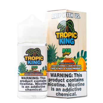 Maui Mango by Tropic King E-Liquid 100ml