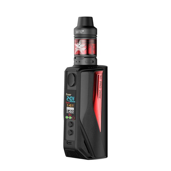 Vaptio Super Bat 220W TC Starter Kit