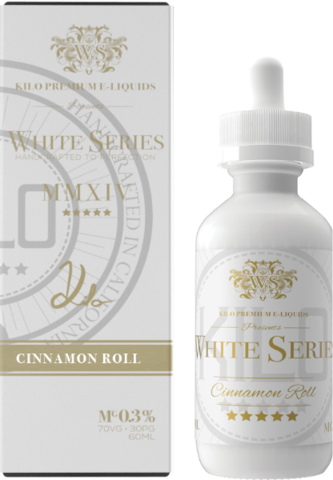 Cinnamon Roll by Kilo White Series 60ml