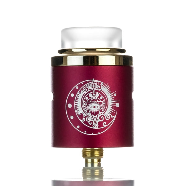Wake Mod Co Little Foot 24mm BF RDA - Red