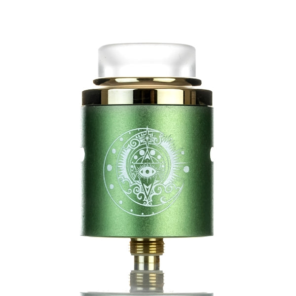 Wake Mod Co Little Foot 24mm BF RDA - Green