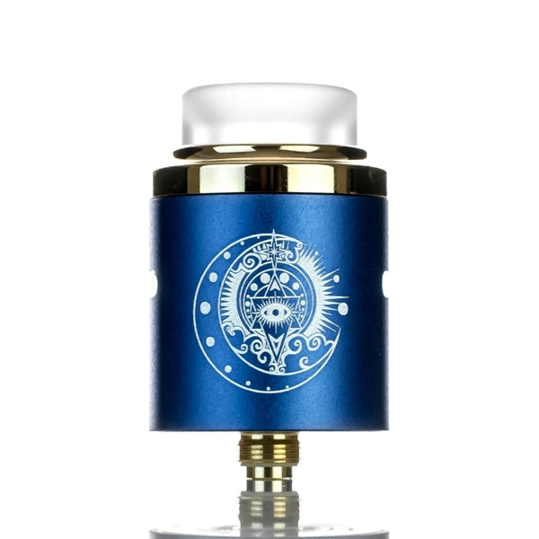 Wake Mod Co Little Foot 24mm BF RDA - Blue