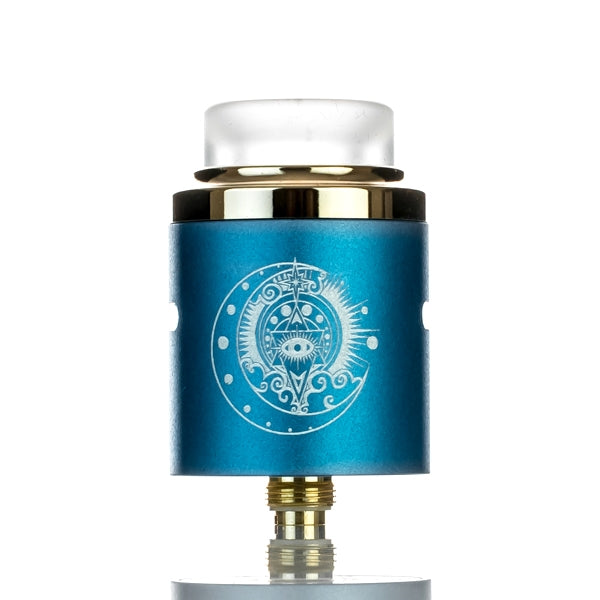 Wake Mod Co Little Foot 24mm BF RDA - Aqua