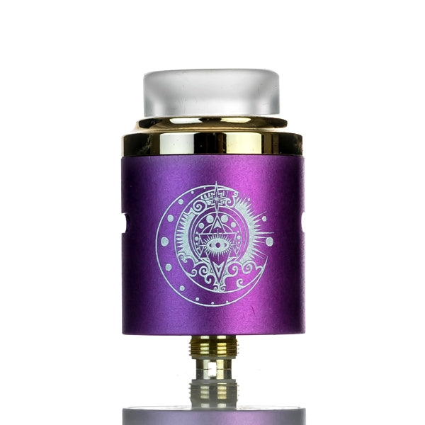 Wake Mod Co Little Foot 24mm BF RDA - Purple