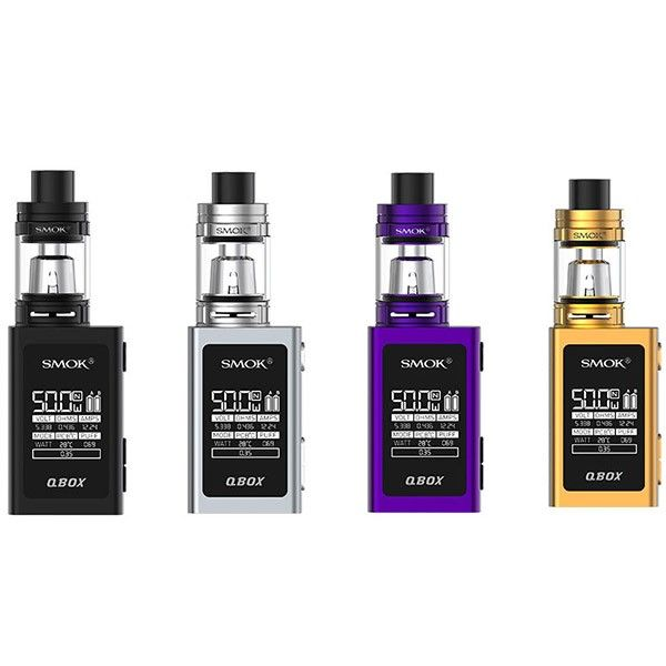 SMOK Q-BOX 50W TC Starter Kit