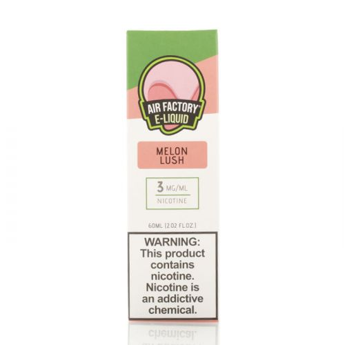 MELON LUSH - AIR FACTORY E-LIQUID - 60ML