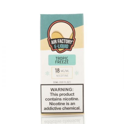 TROPIC FREEZE - AIR FACTORY SALTS E-LIQUID - 30ML