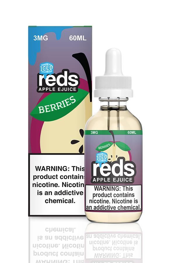 Reds Berries Iced by Reds Apple E-Juice 60ml