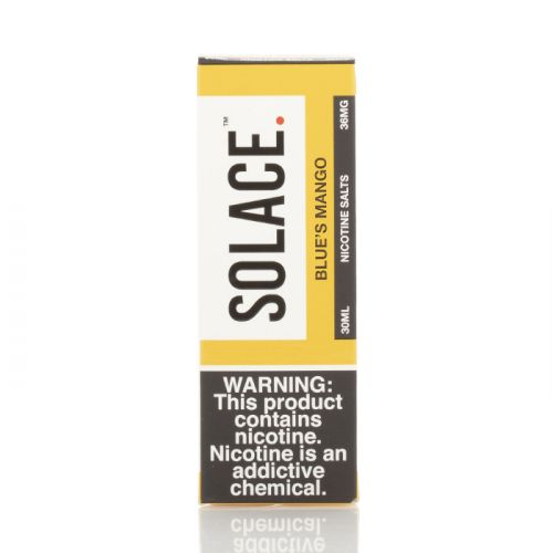 BLUE'S MANGO - SOLACE SALTS - 30ML