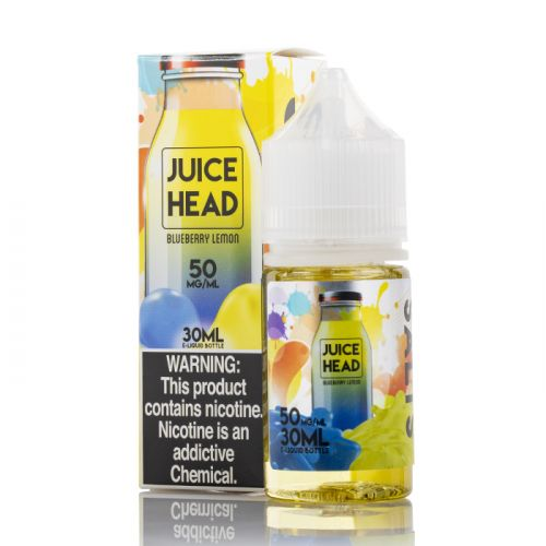 BLUEBERRY LEMON SALT - JUICE HEAD E-LIQUIDS - 30ML