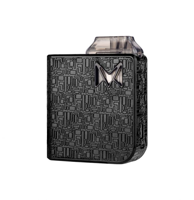 Smoking Vapor Mi-Pod Ultra-Portable System - Digital Edition Black