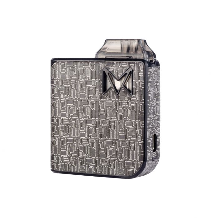 Smoking Vapor Mi-Pod Ultra-Portable System - Digital Edition Gray
